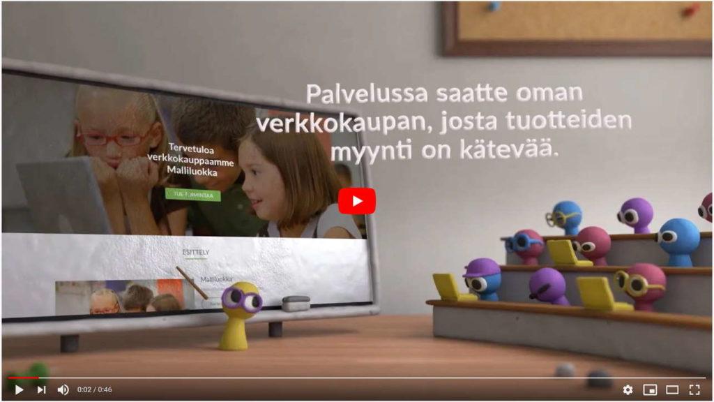 Varainhankkija.fi video